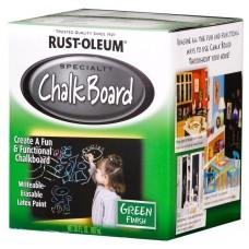 Грифельная краска Rust-oleum Chalkboard, Зелёная