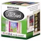 Грифельная краска Rust-oleum Chalkboard, Колеруемая (прозрачная основа)