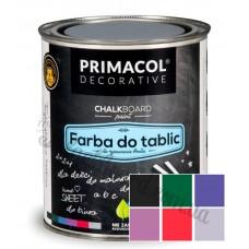 Грифельная краска Primacol (с эффектом школьной доски), Цветная
