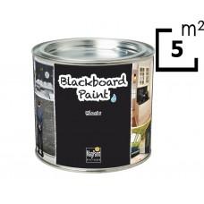 Грифельная краска (с эффектом школьной доски) BlackboardPaint 0.5L