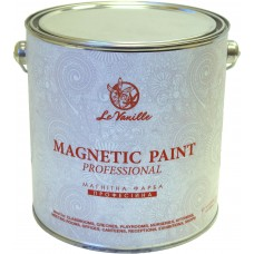 Магнитная краска (покрытие, грунт) Le Vanille Professional