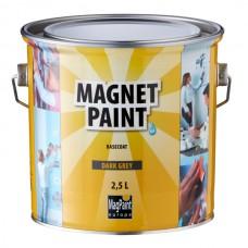 Магнитная краска (покрытие,грунт) Magpaint 2.5L