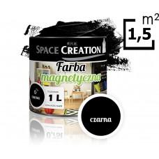 Магнитная краска (покрытие,грунт) Space Creation, 1 литр.