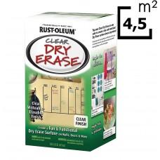 Маркерная краска (маркерное покрытие) Rust-Oleum, Прозрачная