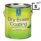 Маркерная краска (маркерное покрытие) Sherwin-Williams Dry Erase